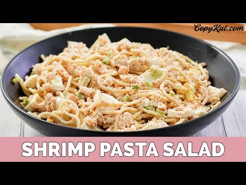 Taste of Texas Shrimp and Pasta Salad