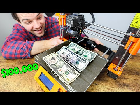 Make Money 3D Printing in 2021   Over $100K Per Year