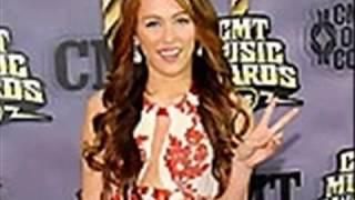 Miley Cyrus & her peace sings(signos de la paz)