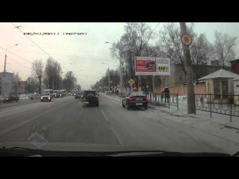 Авария с инспекторами ДПС часть 2