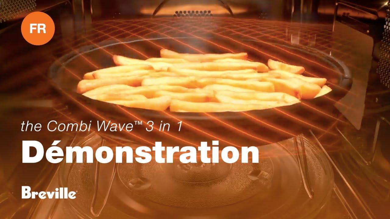 Le Combi Wave™ 3 in 1 Description: Démonstration du produit