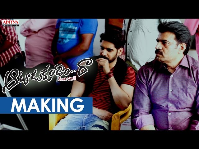 Aatadukundam Raa Movie Making | Sushanth, Sonam Bajwa