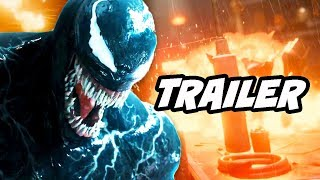 Venom Trailer 3 - Full Spider-Man Marvel Prequel Story Explained