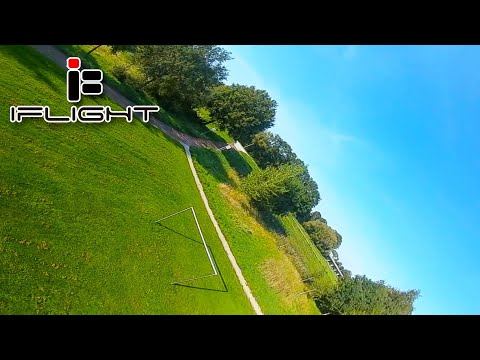 freestyle flight test with the iFlight IH2 HD