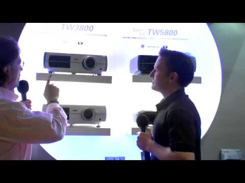 Epson New TW3000,TW3800 And The TW5800 Projectors (Stuff ...
