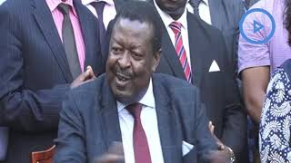 Musalia Mudavadi on Uhuru's graft war