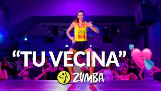 """TU VECINA""   Maluma (ft. Ty Dolla Sign)  Zumba® Choreo By Alix"