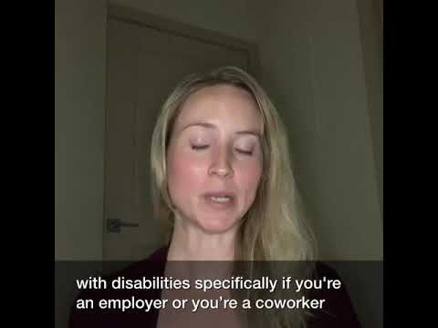, title : 'Making Your Workplace Accessible & Inclusive: Tip #1