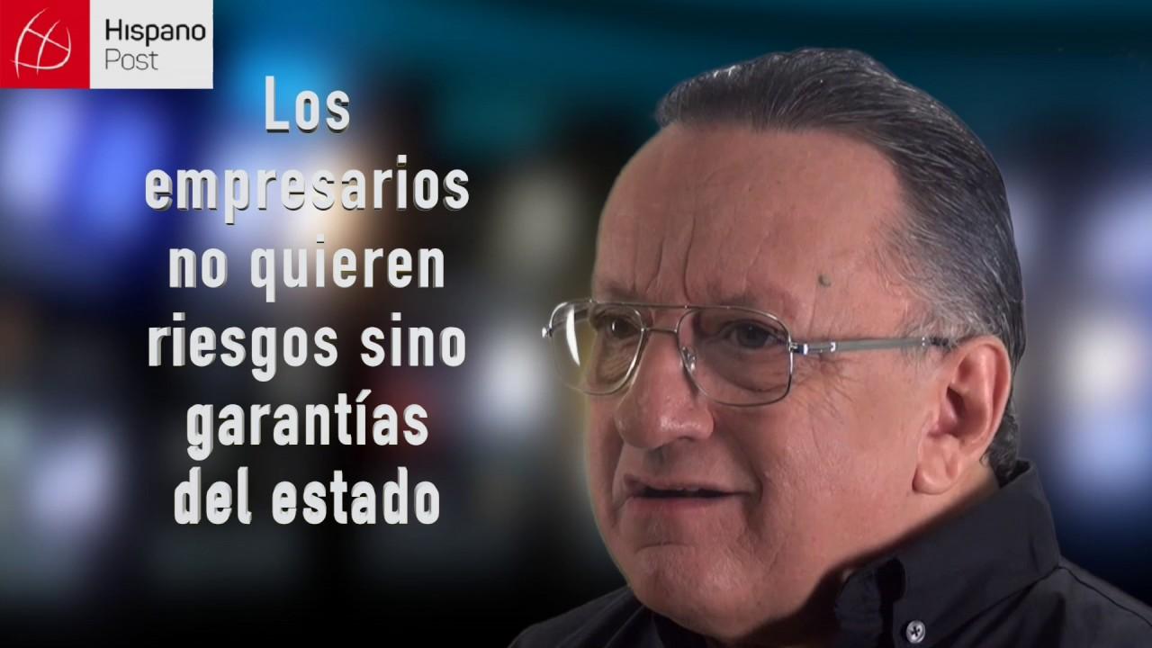 Emilio Palacio define las características del candidato presidencial opositor en Ecuador
