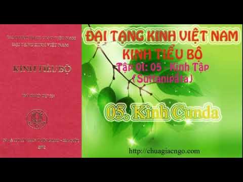 Kinh Tiểu Bộ - 062. Kinh Tập - Chương 1: Phẩm Rắn - 05. Kinh Cunda