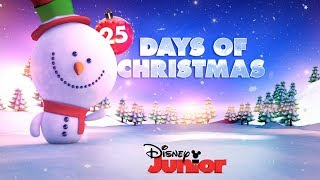 The Holidays Are Here Music Video | Disney Junior