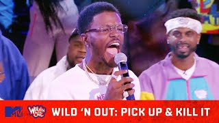 DC Young Fly & Mr. Cheeks Go Toe to Toe 🔥😂 ft. Lost Boyz | Wild 'N Out