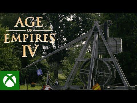 Hands on History: The Trebuchet de Age of Empires IV