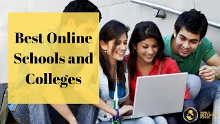 Best Online Schools and Colleges 2021