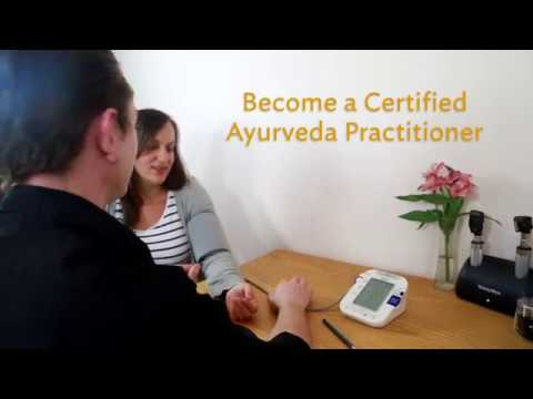 Online MS in Maharishi AyurVeda and Integrative Medicine - YouTube