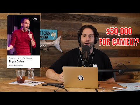 Chris D'Elia Rants About Cameo and Celebrity Shoutouts