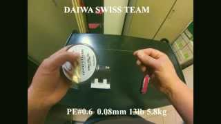 12- daiwa morethan 12 braid