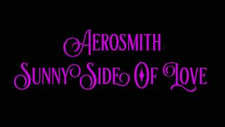 Aerosmith - Sunny Side Of Love (Piano)
