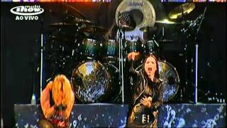 Angra + Tarja Turunen - Spread your Fire - Rock in Rio 2011 - 720P