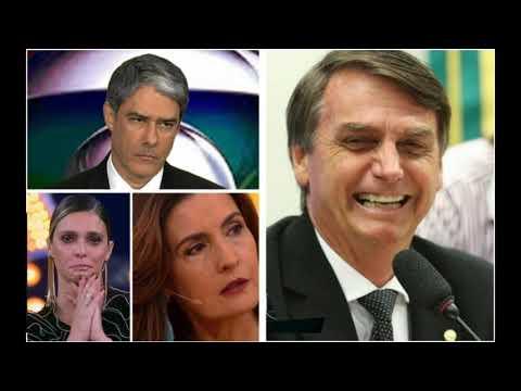 Para não sair do ar, Globo terá que renovar concessão no último ano do governo Bolsonaro