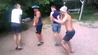 смешные танцы )))