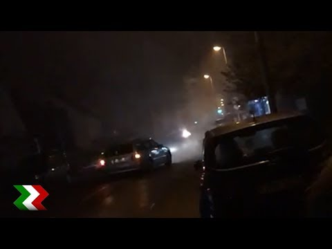 Mit Auto in Fußgängergruppen in Bottrop und Essen gefahren - Fremdenfeindliche Anschläge