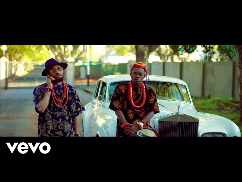 Patoranking - Money [Official Vid]eo ft. Phyno