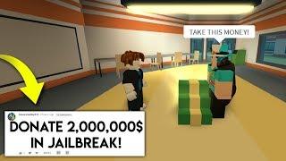 DARES ON ROBLOX!   Jailbreak