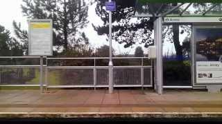 preview picture of video 'Full Journey on Tramlink route 1 from Elmers End to Wellesley Road then to Elmers End'