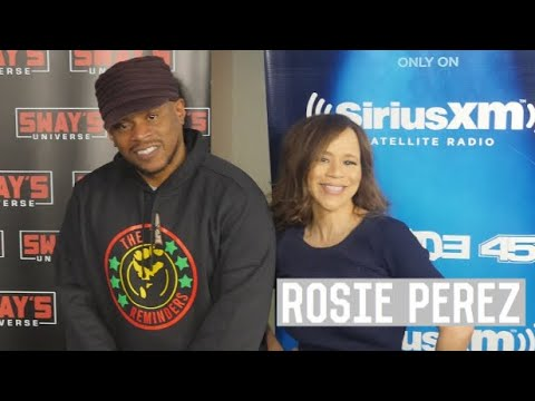, title : 'Rosie Perez Talks Boxing, Current State Of Puerto Rico, and New NBC Show 'Rise''