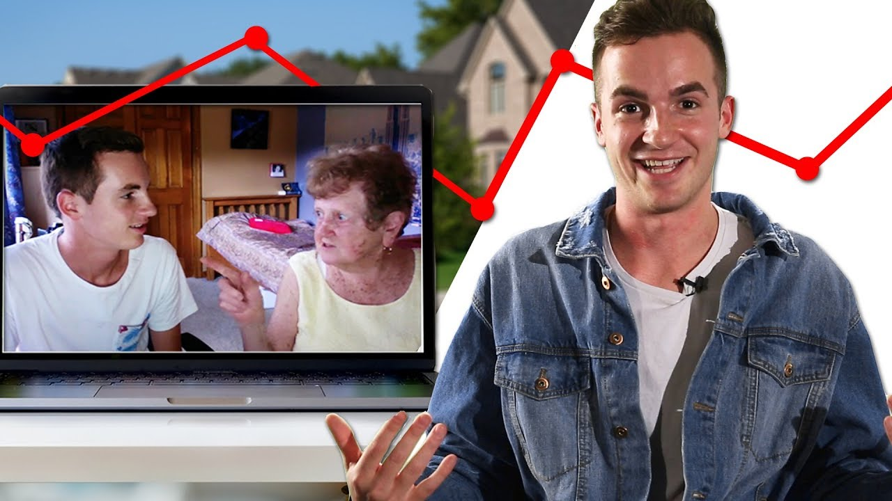 I Turned My Grandma Into A YouTube Celebrity thumbnail