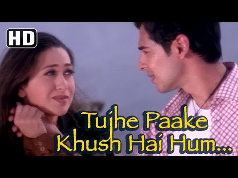 Tujhe Paake Khush Hai Hum (HD) | Baaz Song | Dino Morea | Karisma Kapoor | 2000 Popular Song
