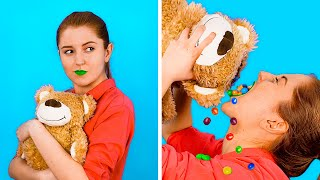 REUSE IT! FUNNY IDEAS TO RECYCLE OLD TOYS BY 123 GO! GOLD