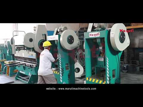 Mechanical Pneumatic Press Brake