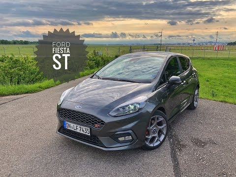 2019 Ford Fiesta ST by Ford Performance | POV Drive