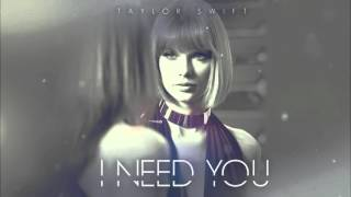 Taylor Swift   I need you New song 2016