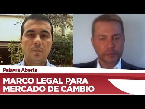 Luís Miranda fala da importância do novo marco legal para o mercado de câmbio - 10/11/20