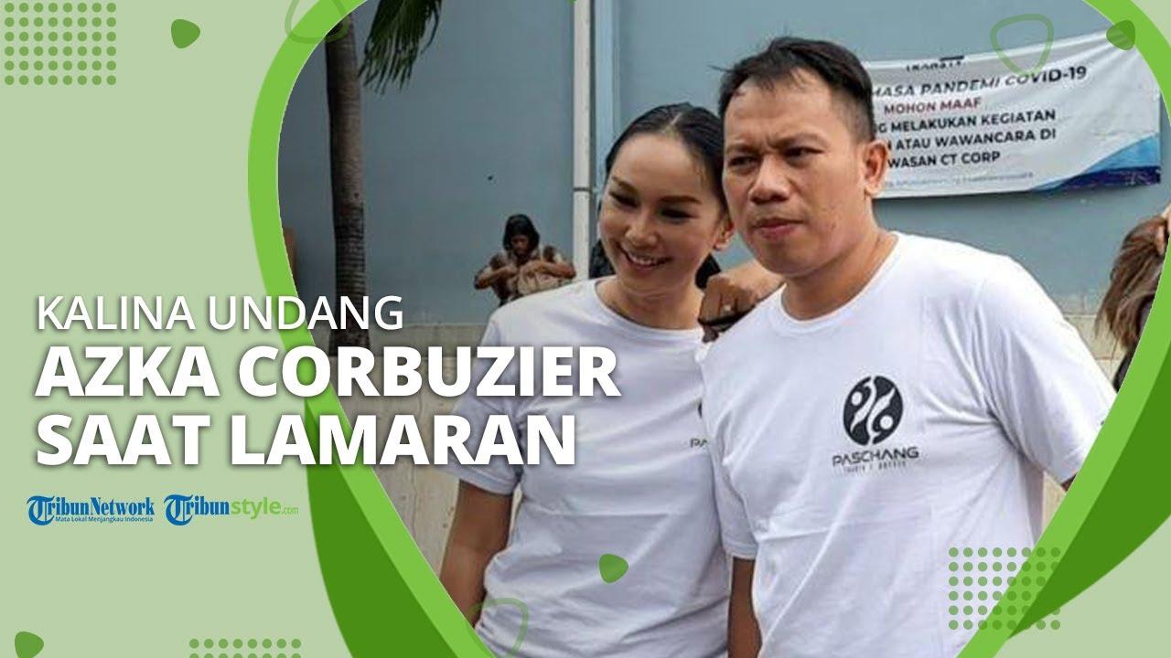Vicky Prasetyo dan Kalina Oktarani Undang Azka Corbuzier ke Acara Lamaran