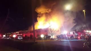 NJ Hotel Fire Injures Guest, Cop