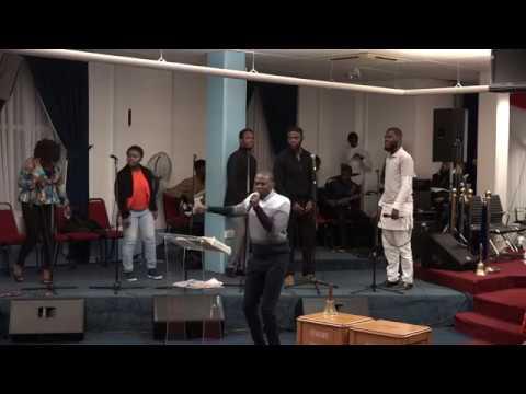 Olumuyiwa Jegede Live at 5 Hours Praise Revival - Yoruba Gospel Music
