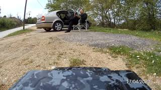 Traxxas TRX-4 Tactical. Test fpv system.