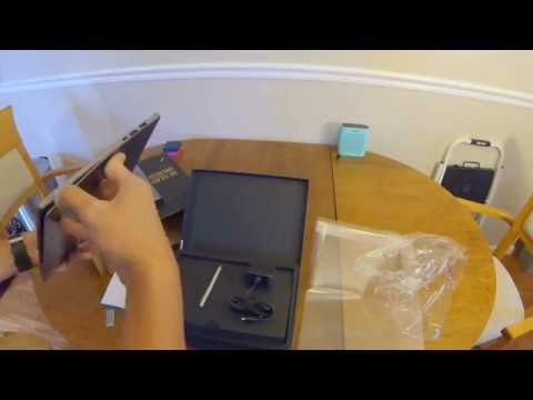 Asus Transformer 3 Pro Unboxing