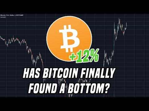 Bitcoin Rebounds +12% | Why it's important to focus long-term