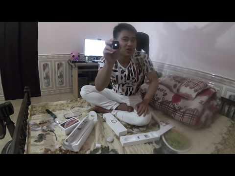 Đi Nhận Điện Thoại Xs và Apple Watch Seri 4 Dococmo Gửi Tại Hà Nội