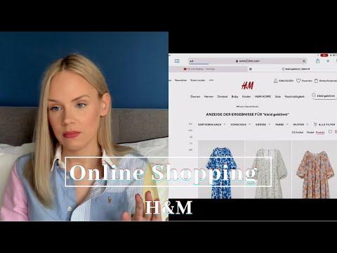 ONLINE SHOPPING: H&M | ÍGY TÖLTÖM MEG A VIRTUÁLIS KOSARAM