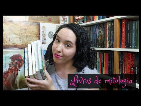 Livros de mitologia | VEDA 10 | Raíssa Baldoni