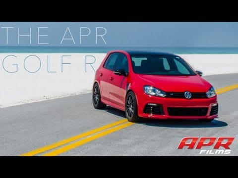 The APR Golf R