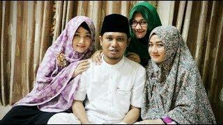 Kenalin Nih Fadil Muzakki Syah, Anak Pesantren 'Jago' Poligami, Punya Istri Cantik 3 Orang