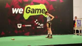 WeGame 2016 | Лара Крофт