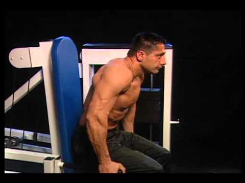 How to do Chest Lower Machine Chest Dip correctly? Avoid any injury.